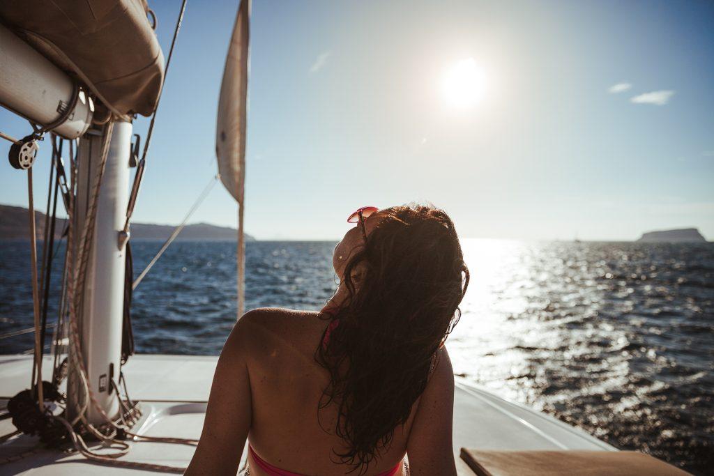 Santorini - Rachel Lerro